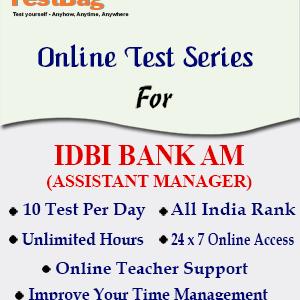 IDBI ASST MANAGER