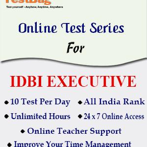 IDBI EXECUTIVE
