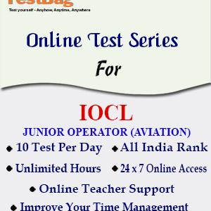 IOCL Junior Operator