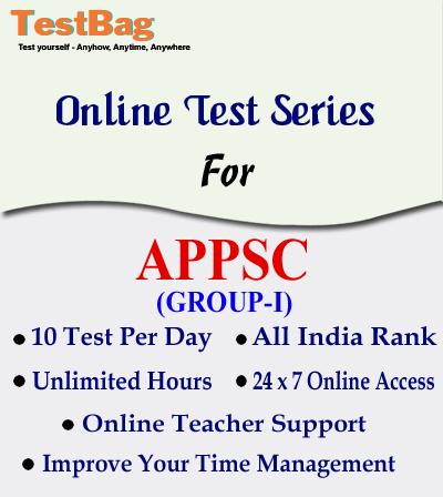 APPSC Group I