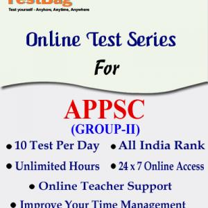 APPSC Group II